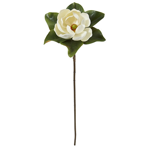 "34"" Magnolia Artificial Flower (Set of 3)"