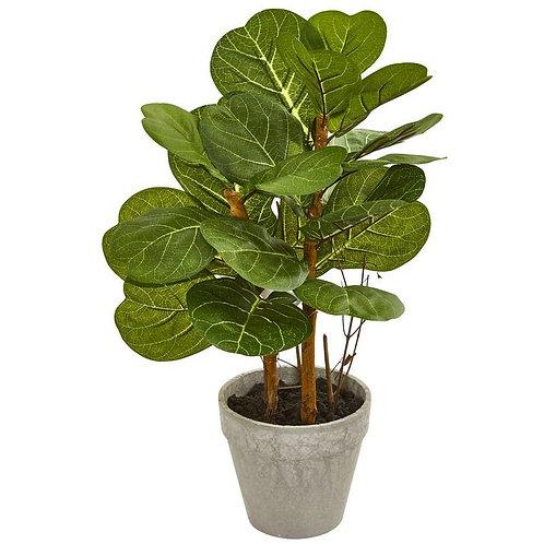 """22""""  Fiddle Leaf Artificial Plant"""