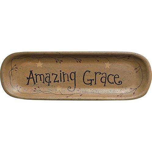 Pack of 2 ^^Amazing Grace Tray