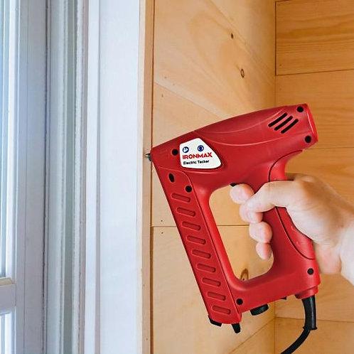 Electric Staple Gun Kit 2-in-1 Brad Nailer