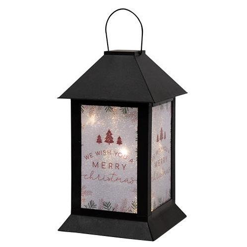 We Wish You A Merry Christmas Lantern