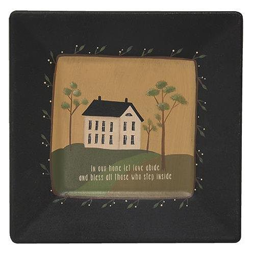 *Love Abides Home Plate