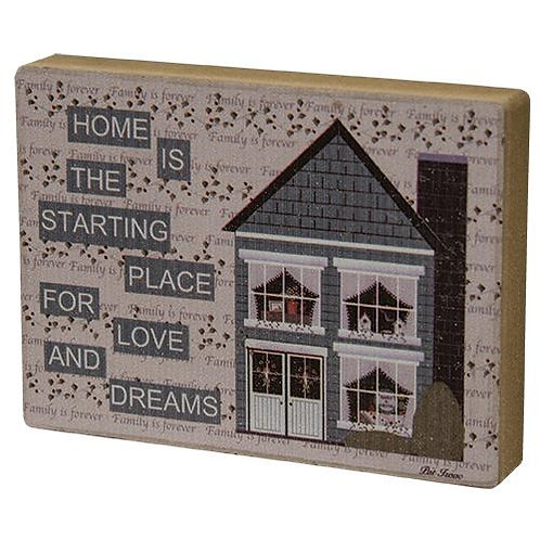 Pack of 4 *Starting Place Sign