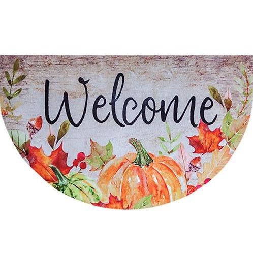 Fall Welcome Floor Mat
