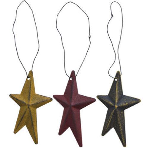 Whimsy Hanging Star 3 Asstd.