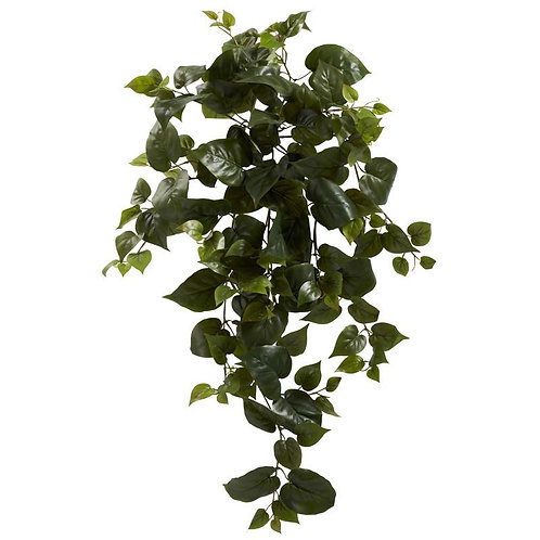 """34"""" Philo Hanging Artificial Plant (Set of 3)"""