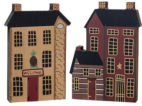 Town House Block 3 Asstd.