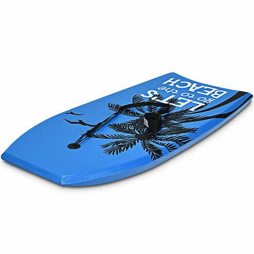 Super Lightweight Bodyboard Surfing with Leash EPS Core Boarding-L