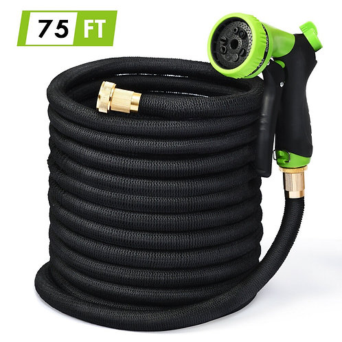 Expanding Garden Hose Flexible Water Hose-75 ft