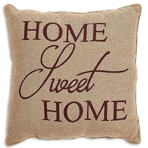 *Home Sweet Home Pillow