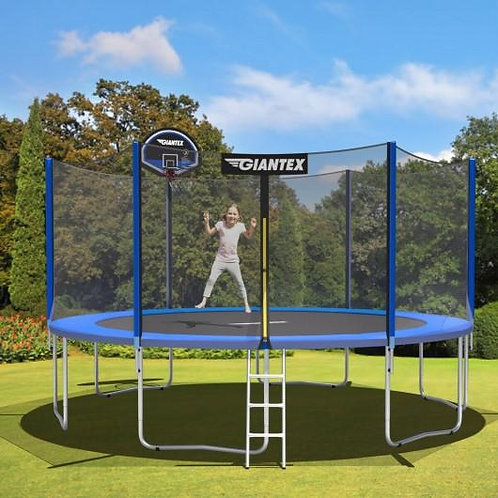 14FT Trampoline Combo Bounce Jump