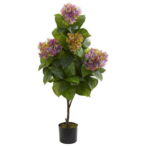 "45""  Hydrangea Artificial Plant"