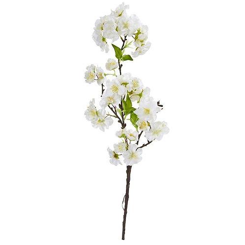 """18"""" Cherry Blossom Artificial Flower Spray (Set of 12)"""