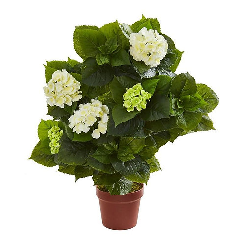 "29"" Hydrangea Artificial Plant"