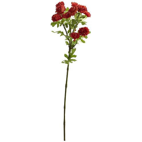 "17"" Japanese Flower Artificial Flower (Set of 8)"