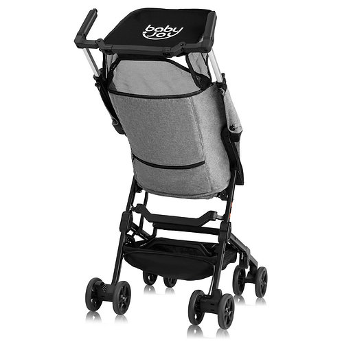 Buggy Portable Pocket Compact Lightweight Stroller Easy Handling -Gray