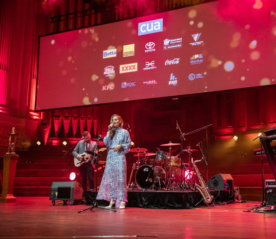 QLD Cricket Awards - City Hall 2021