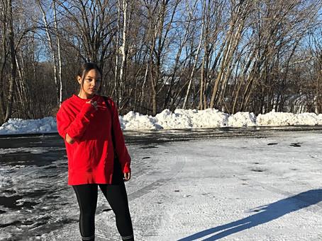 Red Ivy Park Sweatshirt