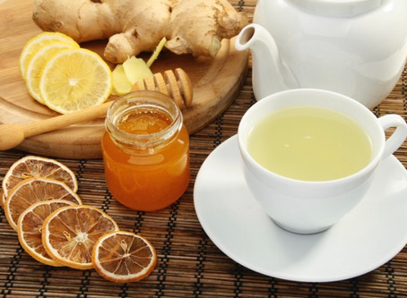 All Natural 'FLU BOMB' Recipe