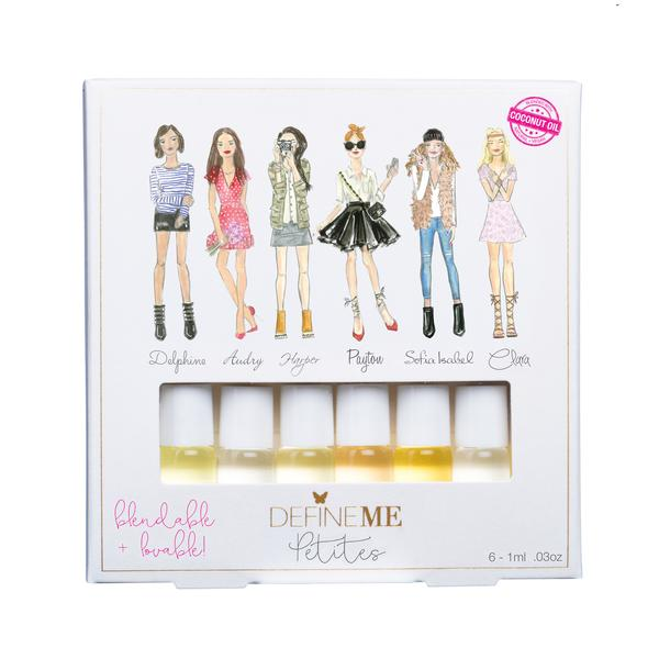 Define Me Fragrance Sample Kit