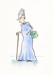 Great Aunt Joan