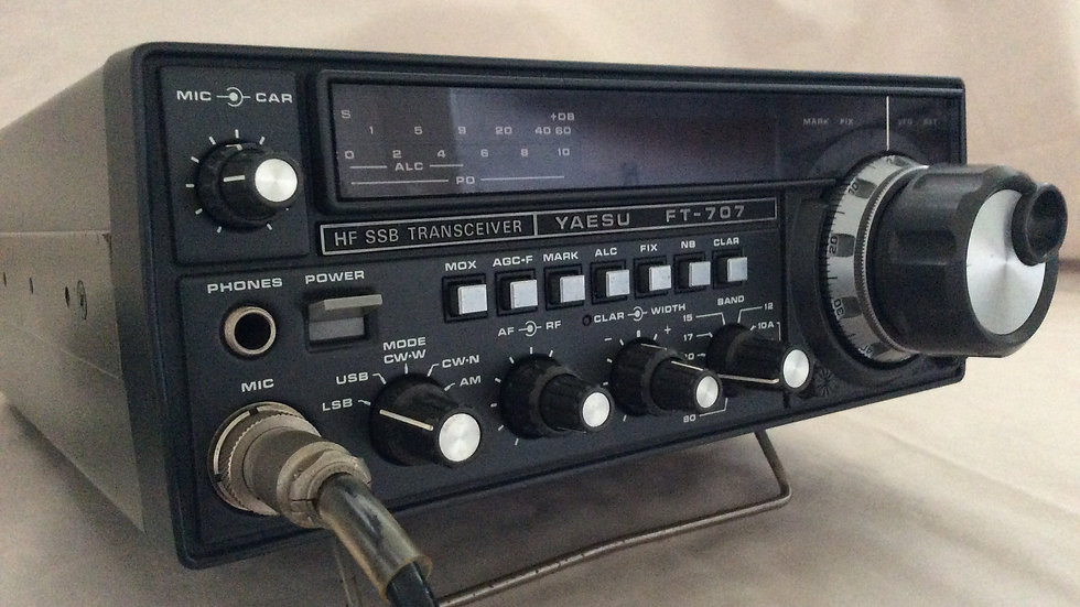 Yaesu FT-707