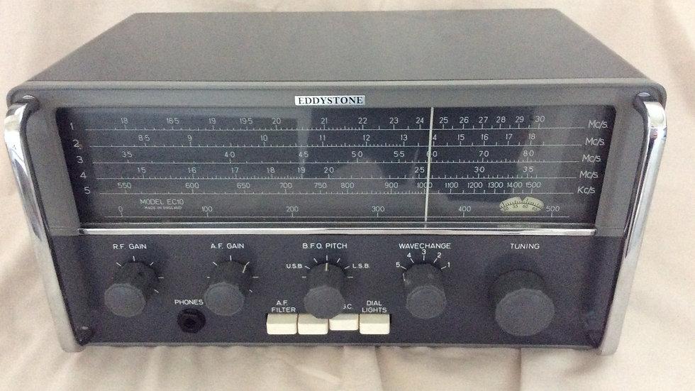 Eddystone EC10 Communications Receiver
