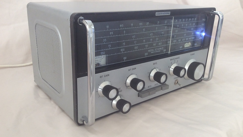 Eddystone EC10 MK2 Communications Receiver