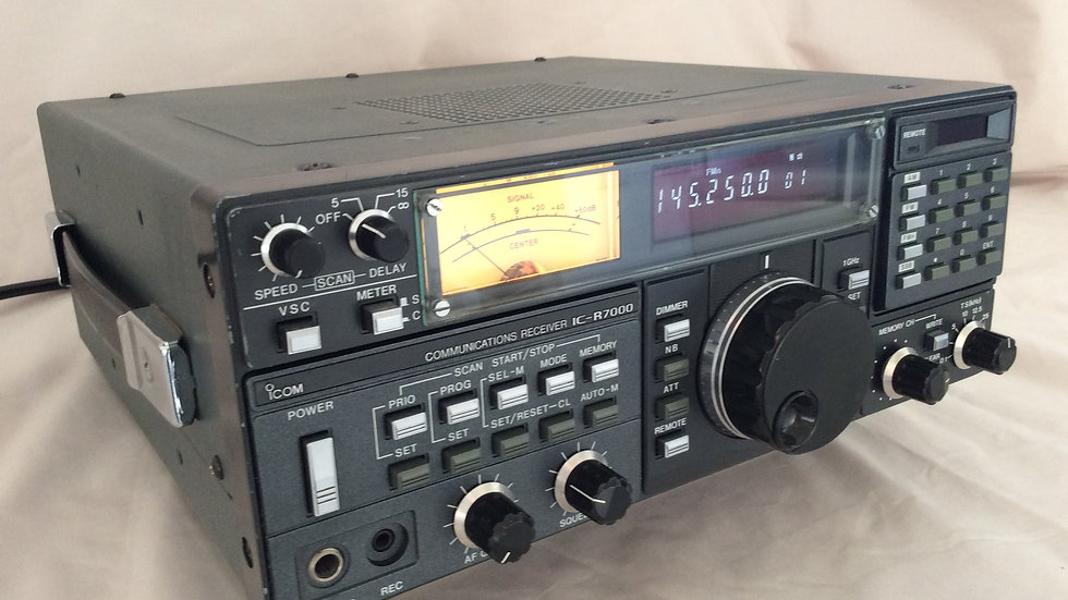 ICOM IC R-7000