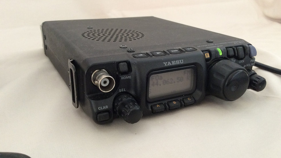 YAESU FT-817nd Portable Transceiver