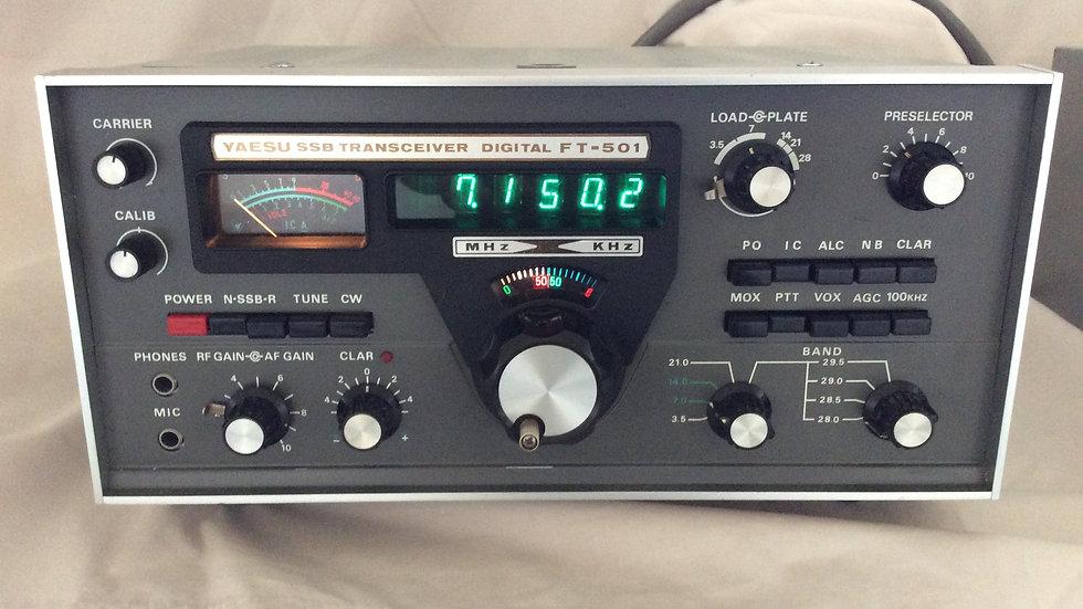 Yaesu FT-501