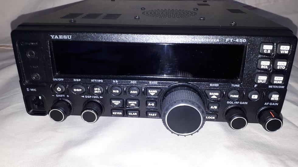 Yaesu FT450d