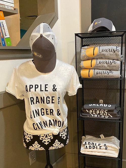Apple Cinnamon V-Neck