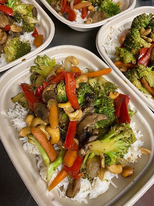 Veggie Stir-Fry Bowl
