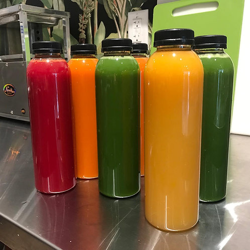 Single Day Juice Cleanse