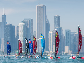 AMERICA'S CUP ENDEAVOR PROGRAM COMING TO CHICAGO