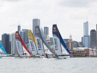 Stacked Standings Define Day One in Chicago