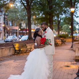 Mr. & Mrs. Wright