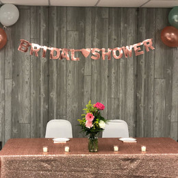 Taco 'Bout Love Bridal Shower