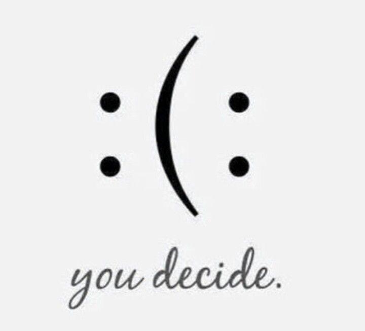 Happy or Sad, you decide