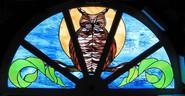 Custom Stained Glass Window-2015