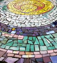 Guided Community Art Mosaic-2019