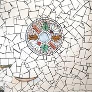 Custom Mosaic Shower- 2021