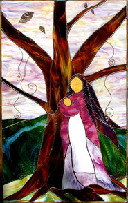 Stained Glass Window- Early work-2003