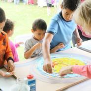 Guided Community Art Mosaic- 2019