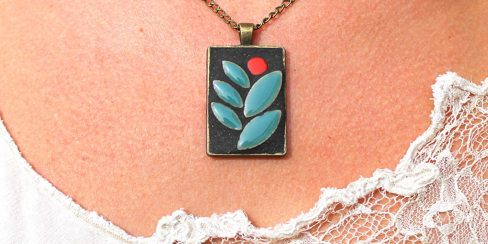 Art Night- Mosaic Jewelry