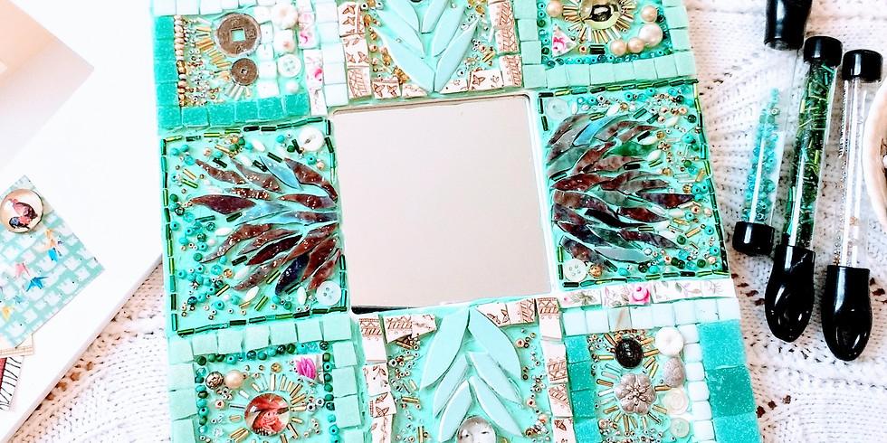 Mosaic Art Mirrors