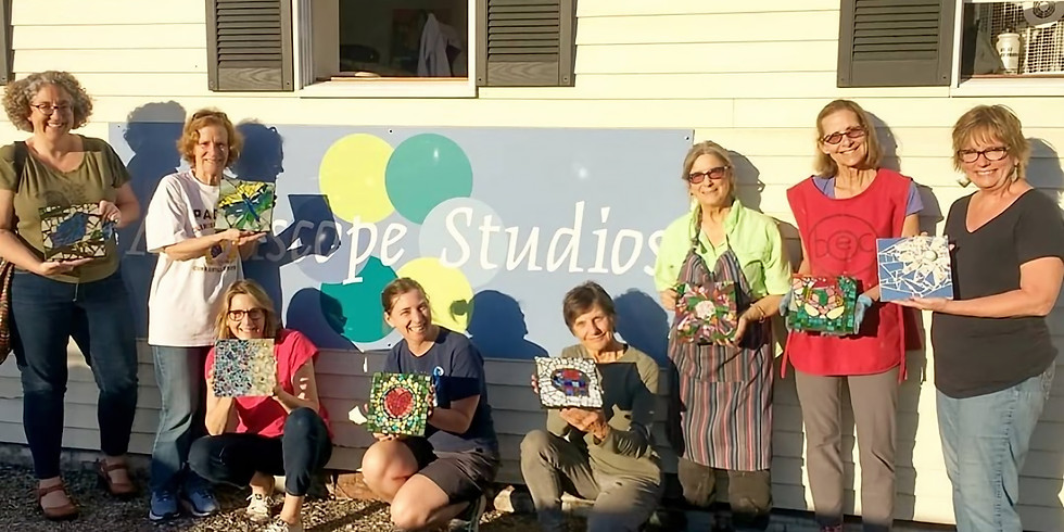 Introduction to Glass Mosaic- Yarmouth, Maine