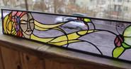 Custom Stained Glass WIndow- 2015