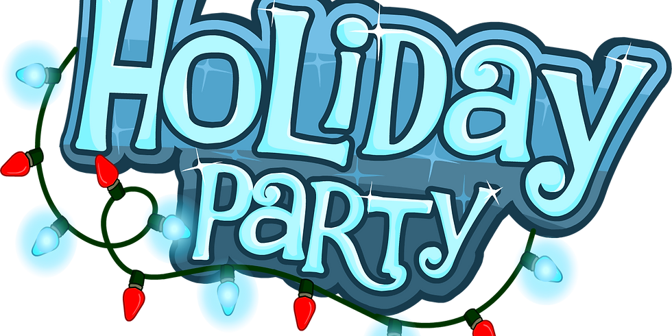 Club Holiday Party - New Member Intro
